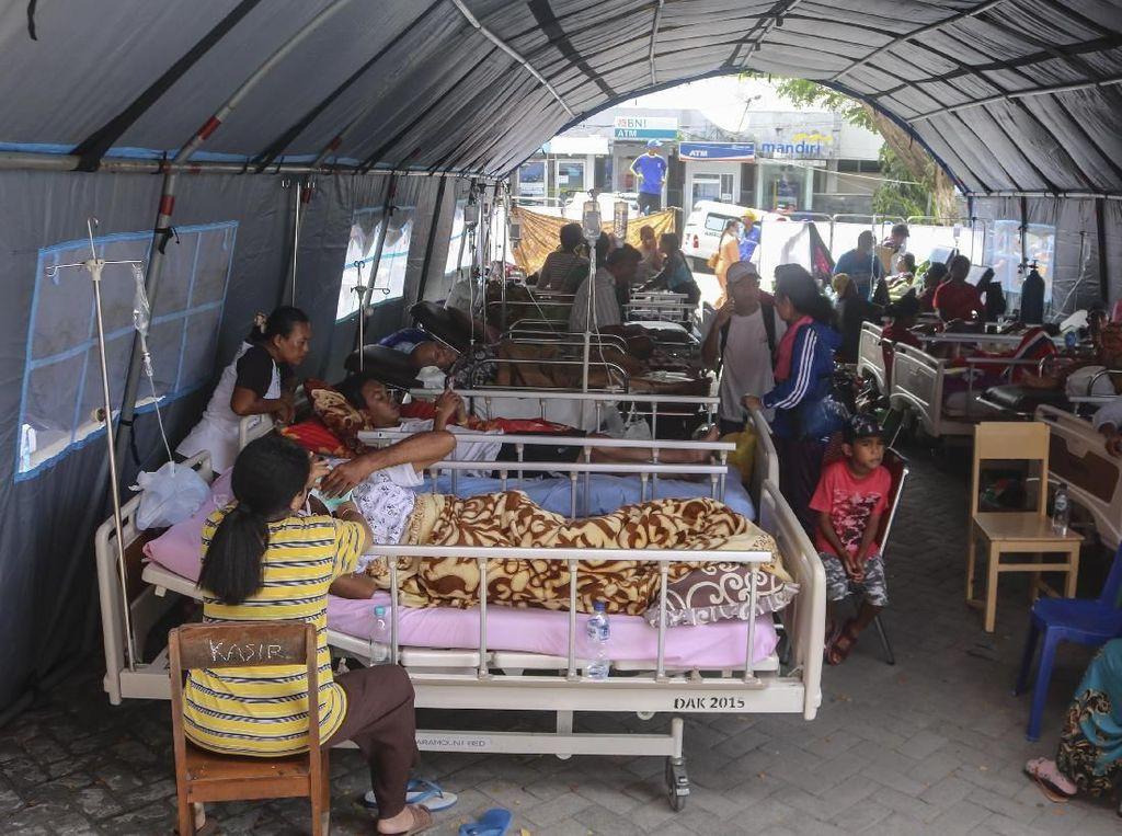 Korban Meninggal Gempa Ambon Jadi 20 Orang, 152 Luka-luka