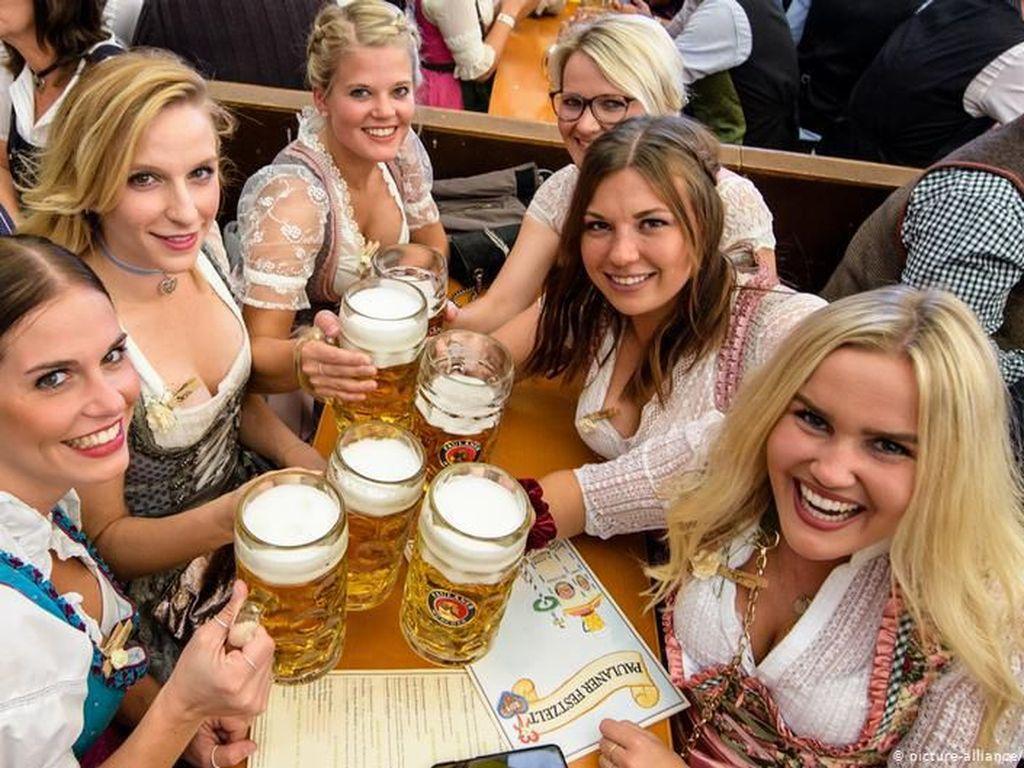Semarak Oktoberfest, Festival dan Pesta Bir Terbesar Dunia di Munchen