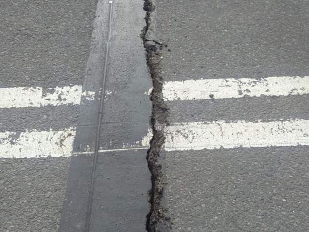 Gempa M 5,1 di Pulau Seram Maluku Akibatkan Mal sampai Masjid Rusak