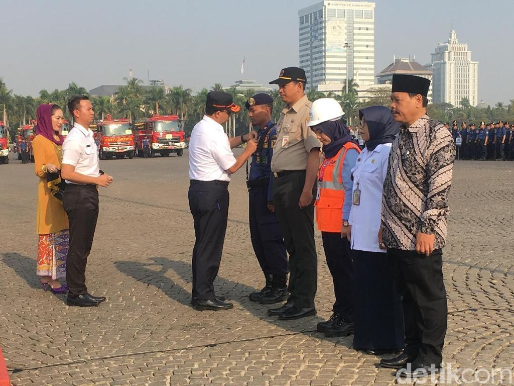 15 Kecamatan di DKI Berpotensi Kekeringan, Anies Bentuk Satgas Air Bersih