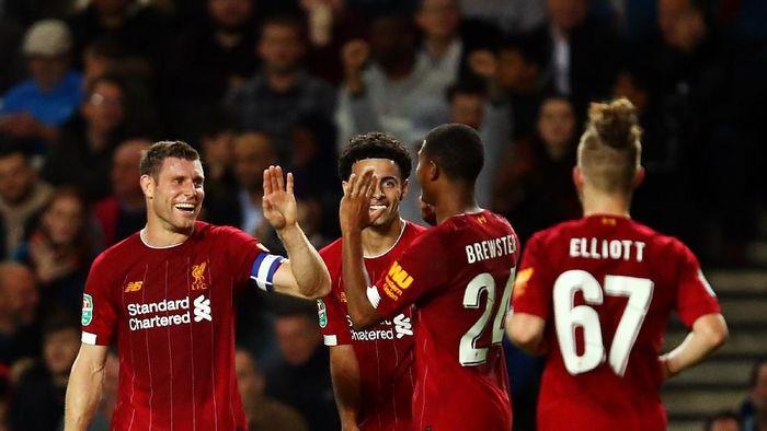 Tetap Santai Liverpool, Nikmati Saja Persaingan Gelarnya