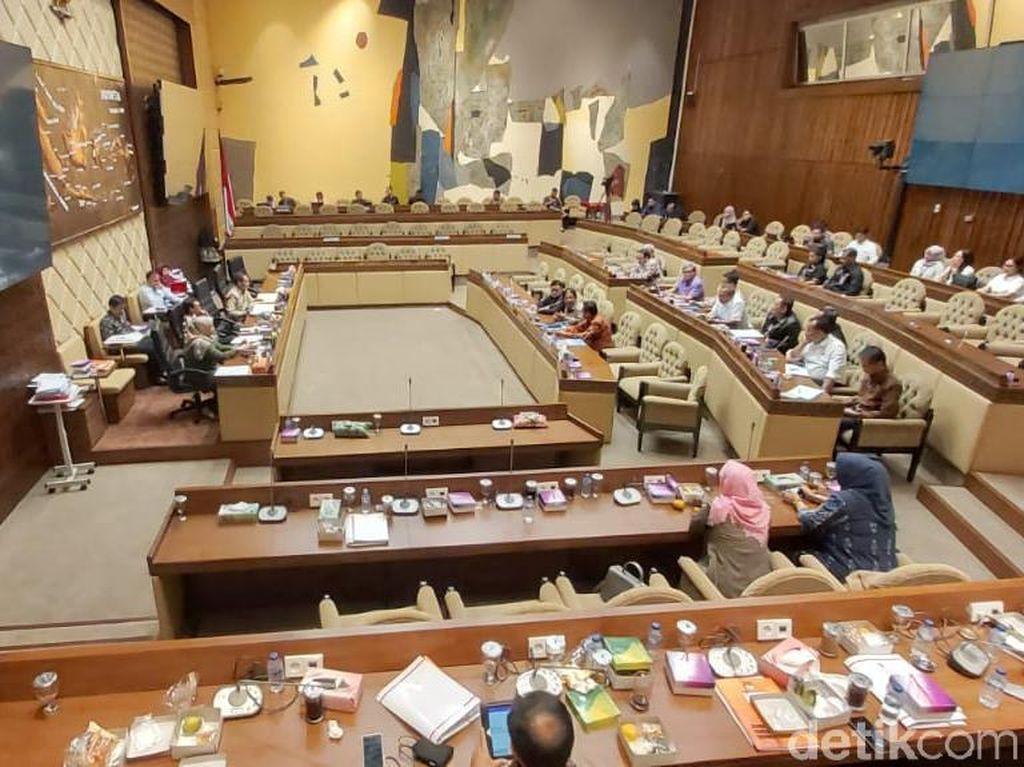 Komisi II-Pemerintah Sepakat RUU Pertanahan Tak Disahkan DPR Periode Ini