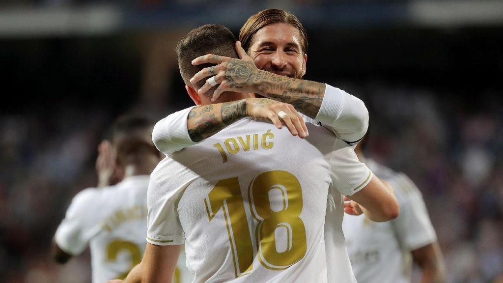 Pelan tapi Pasti, Real Madrid Puncaki Klasemen