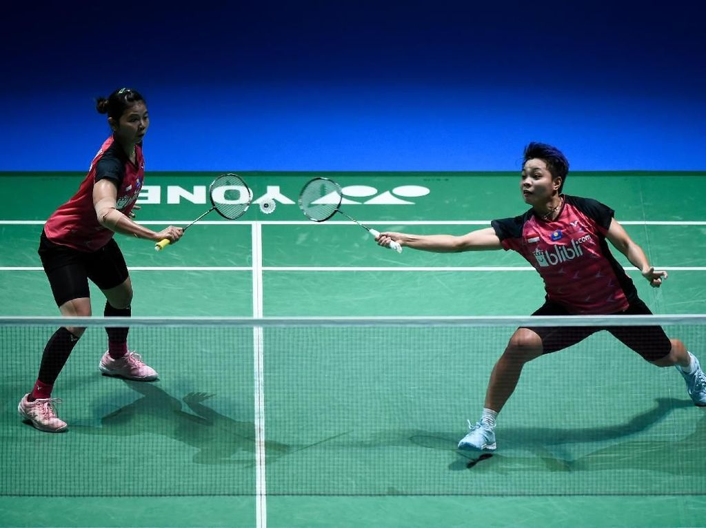 Korea Open: Greysia/Apriyani Disingkirkan Ganda Jepang Nonunggulan