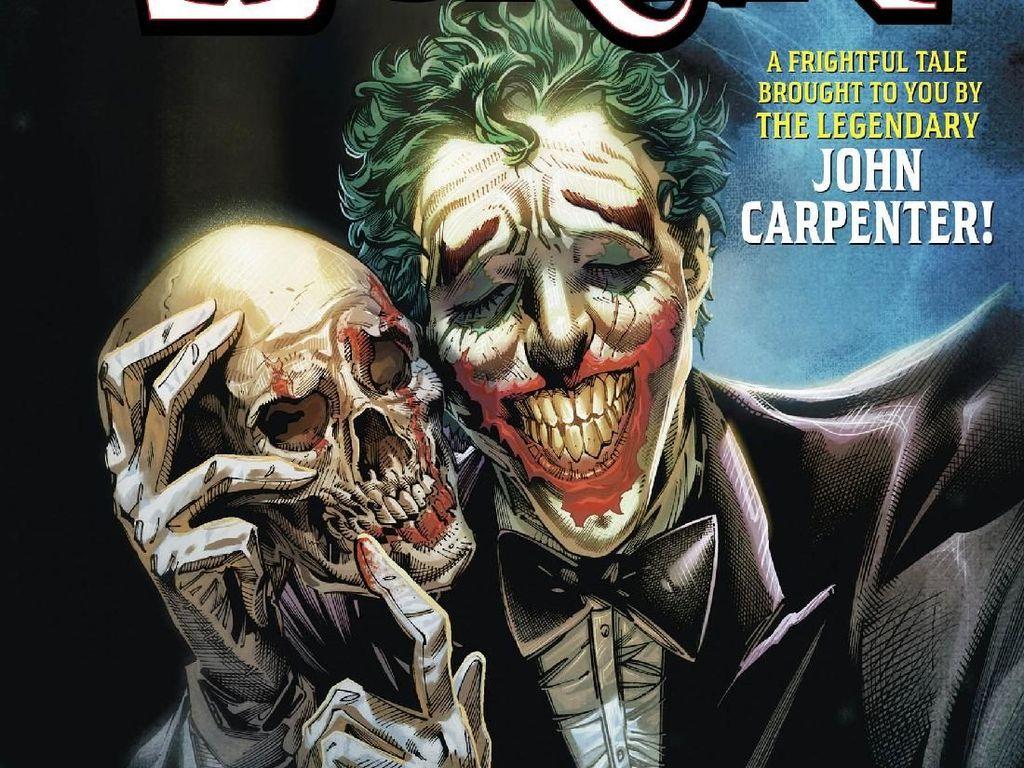 Penulis Ini Tulis Komik Joker karena Ngefans Sekaligus Terganggu