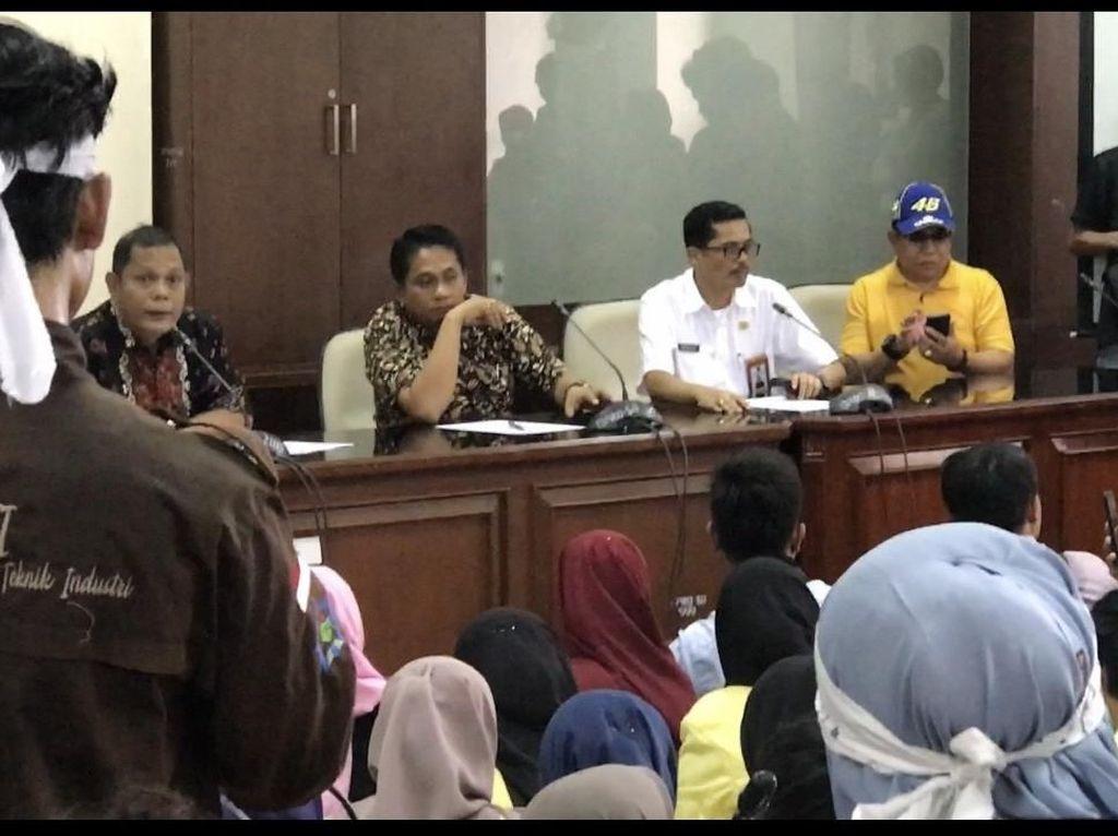 Video Ketua F-Gerindra DPRD Sumbar Minta Maaf soal Turunkan Jokowi