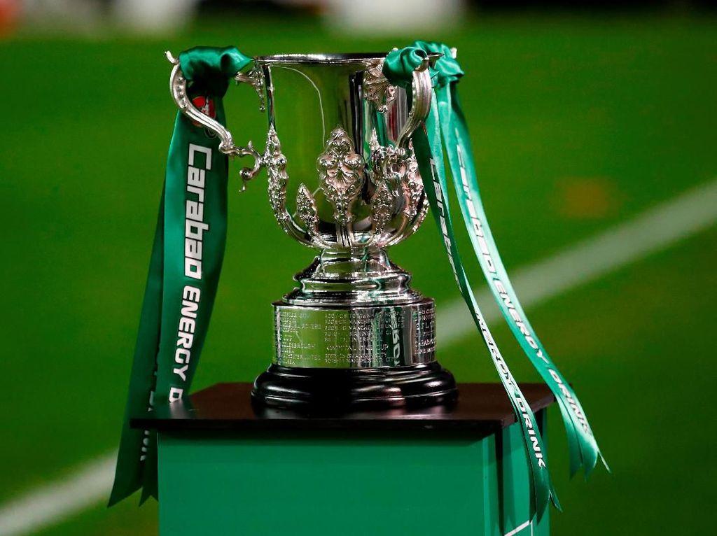 Drawing Piala Liga Inggris: Leicester Vs Arsenal di Babak Ketiga