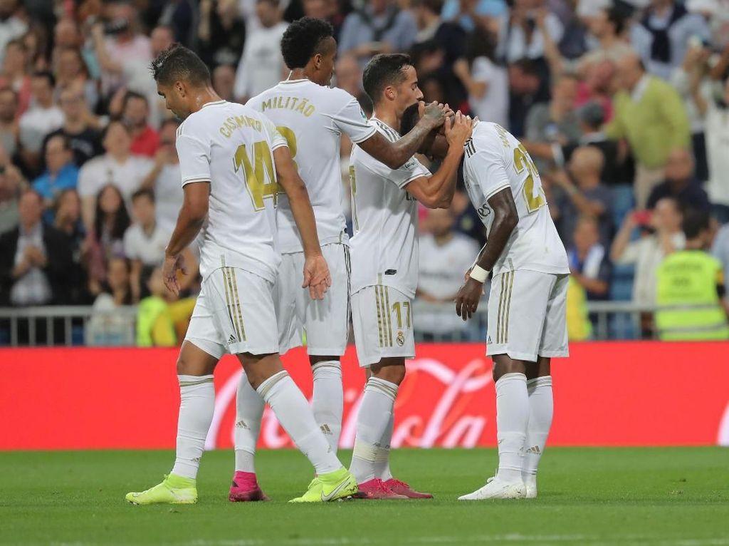 Pedihnya Kalah dari PSG Jadi Pelecut Performa Madrid