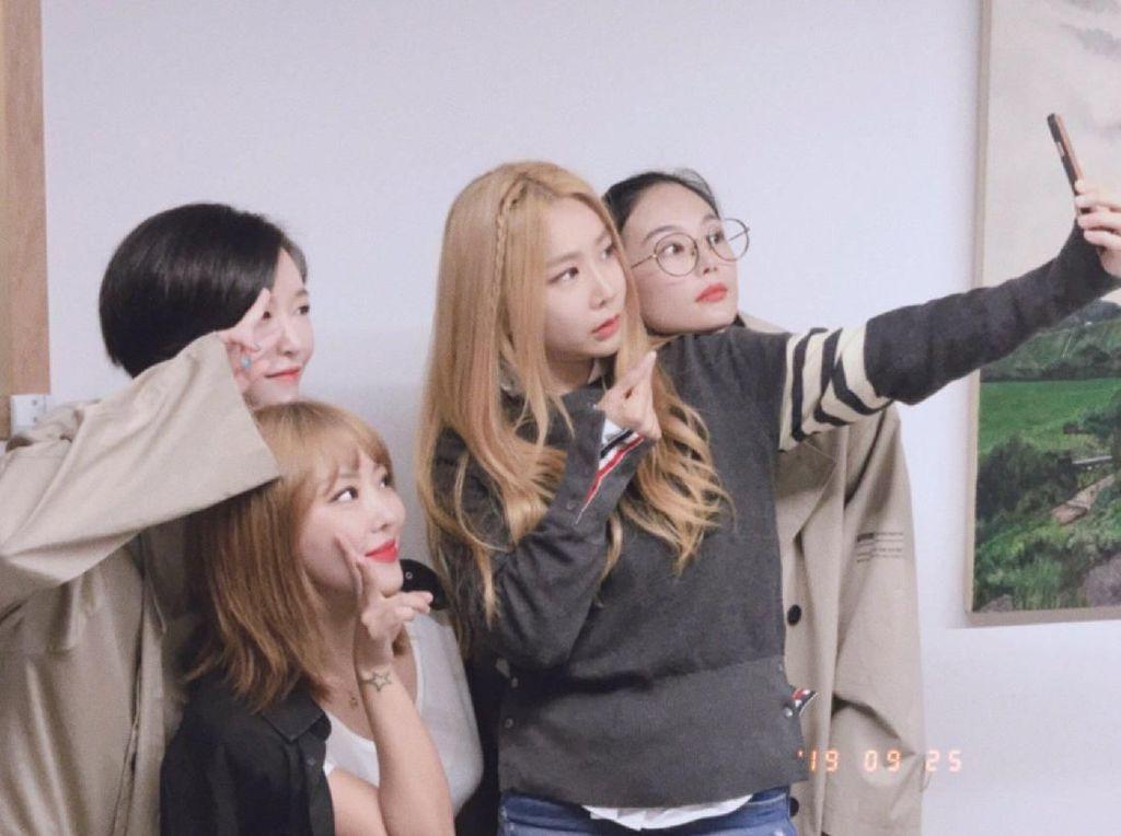 Hore! Brown Eyed Girls Bakal Comeback Setelah 4 Tahun Vakum
