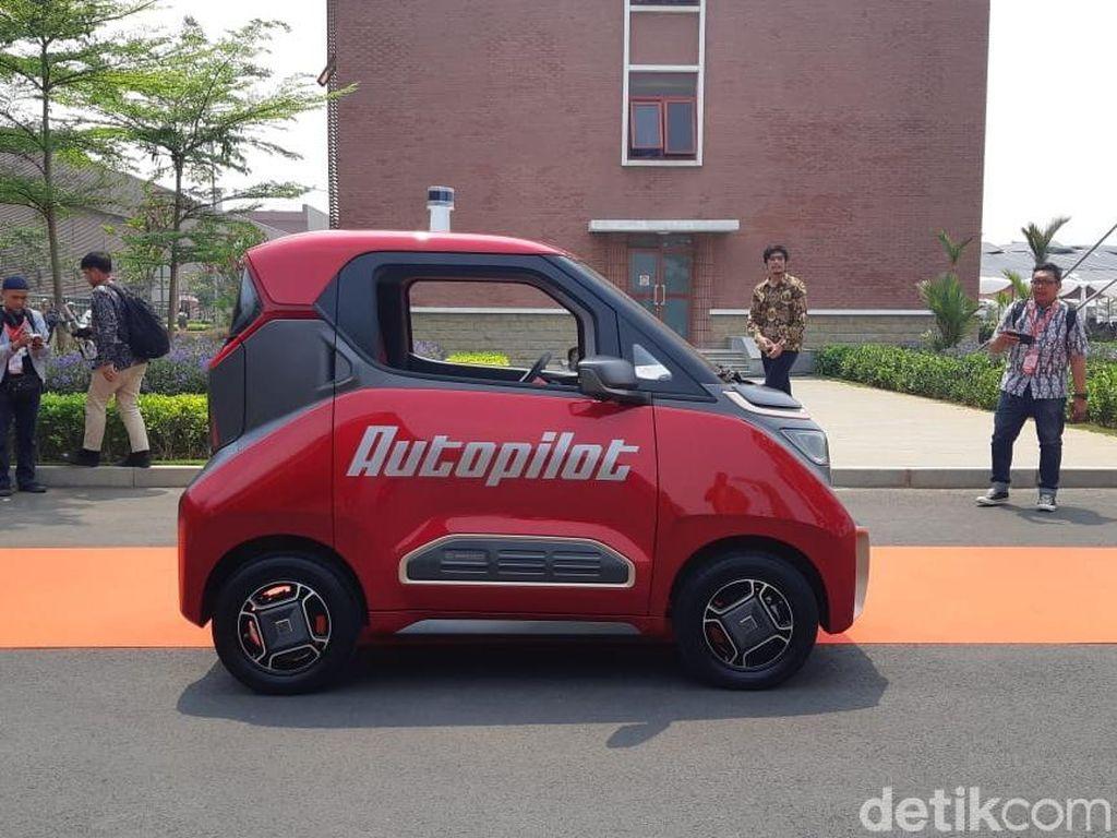 Mobil Otonom Tak Sepenuhnya Bikin Jalan Lebih Aman
