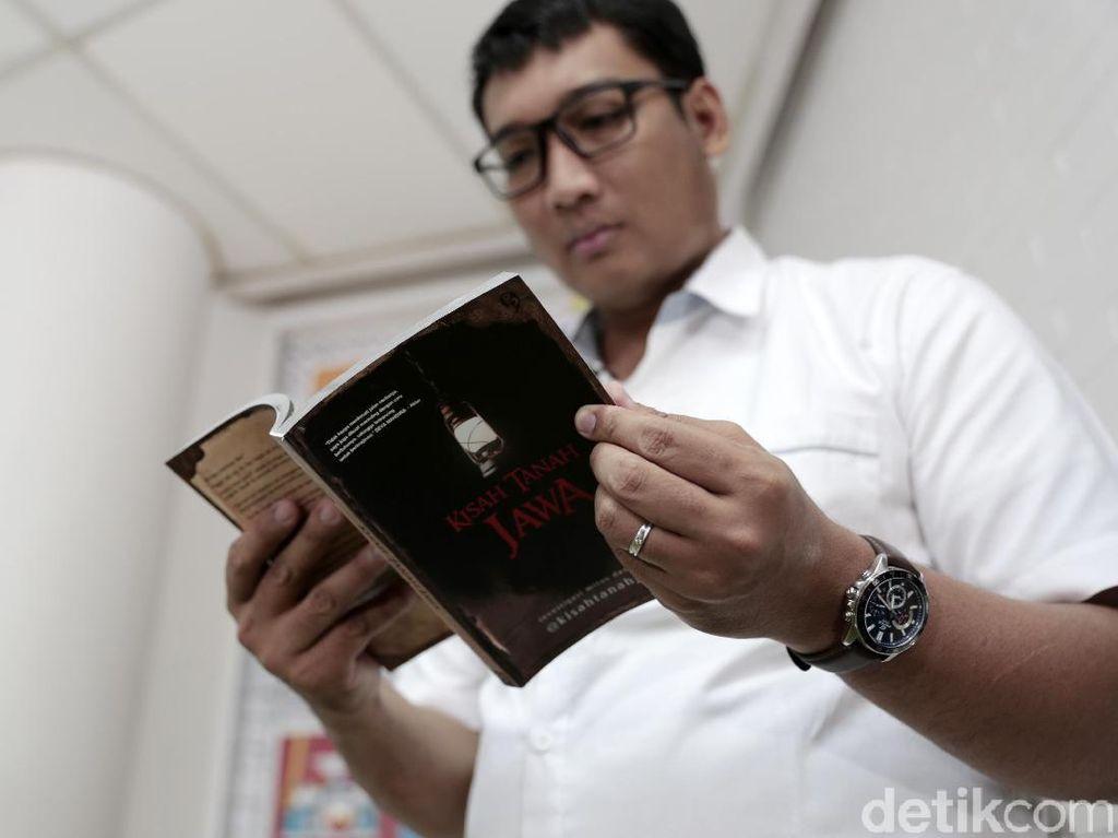 Ilustrasi Mistis yang Bikin Ngeri Jadi Kekuatan Kisah Tanah Jawa