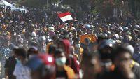 Dua mahasiswa tewas tertembak saat berunjuk rasa di depan Gedung DPRD Sulawesi Tenggara