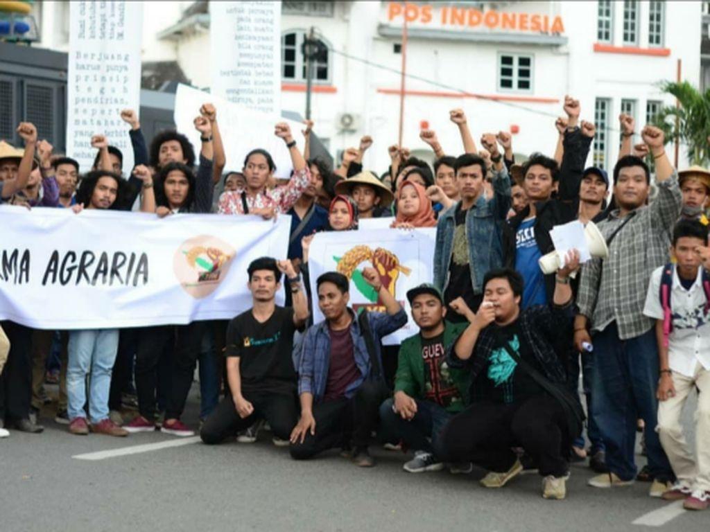 Persimpangan Reforma Agraria dan RUU Pertanahan