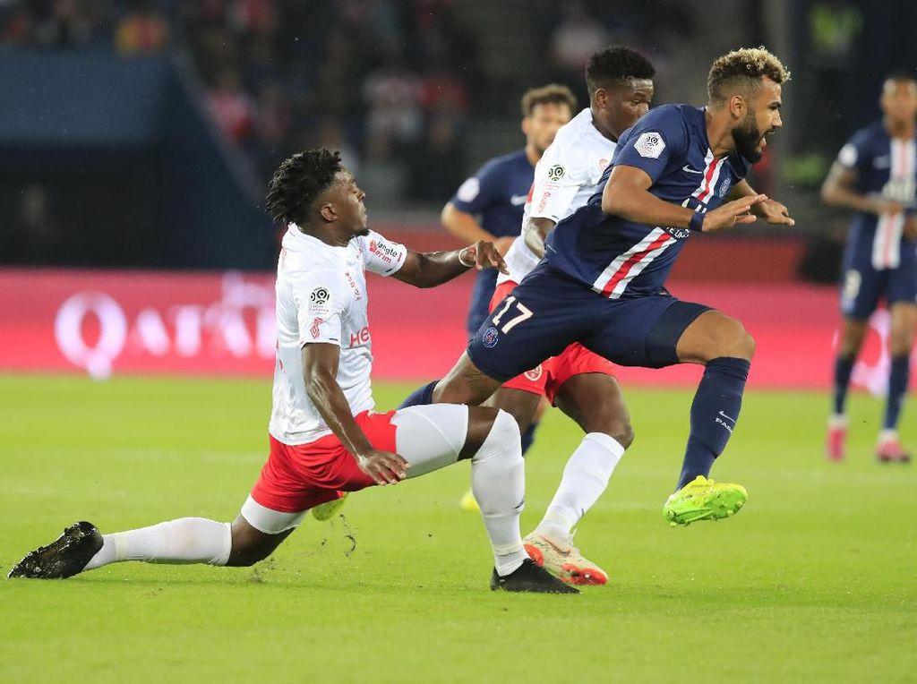 PSG Ditumbangkan Reims 0-2 di Kandang