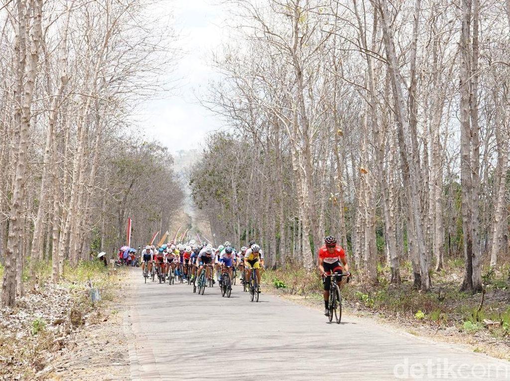 Etape Kedua Tour de Banyuwangi Suguhkan Rute Terpanjang