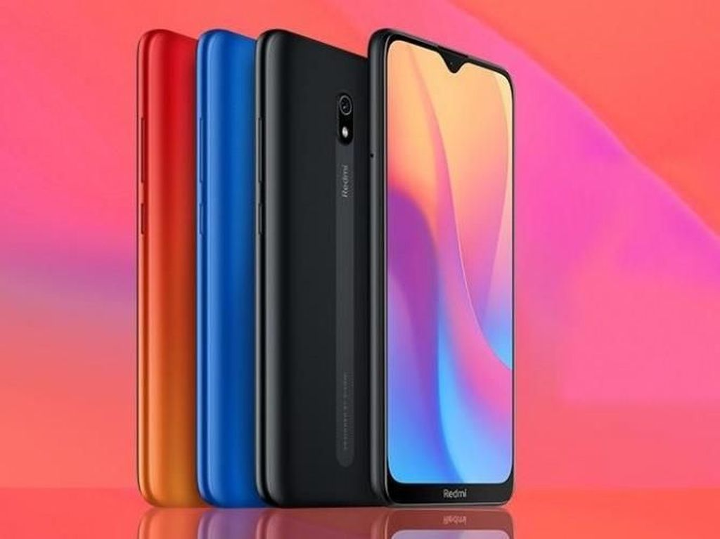 Smartphone Murah Redmi 8A Diluncurkan