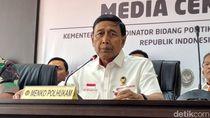 Wiranto Deteksi Gerakan Baru di Balik Demo, Ingin Jatuhkan Pemerintah