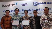 Sasar Traveler, BRI-Traveloka Pikat Pakai PayLater Card