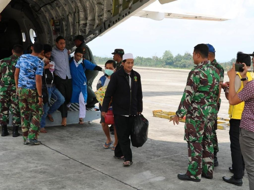 Pemprov Banten Kirim Tim untuk Jemput Warganya di Jayapura Papua
