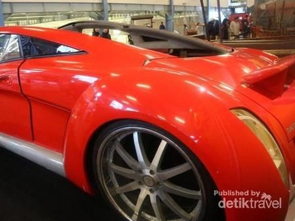 Foto: Cikal Bakal Mobil Listrik di Indonesia