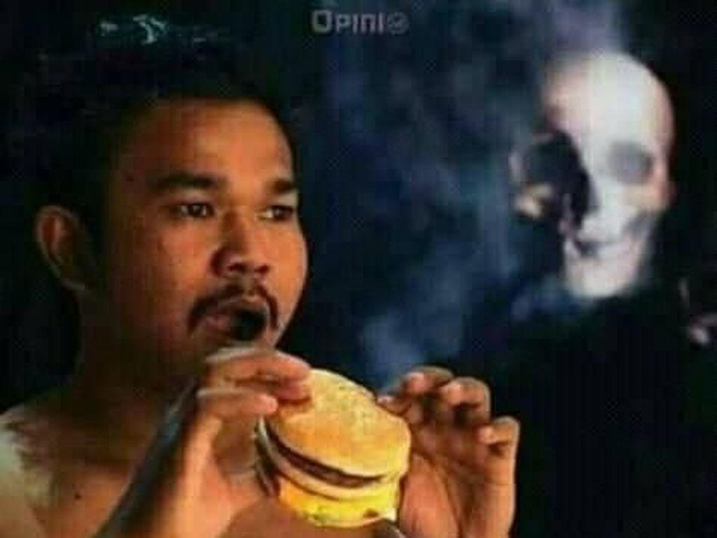 10 Meme Kocak Soal Burger Khusus Pencinta Burger