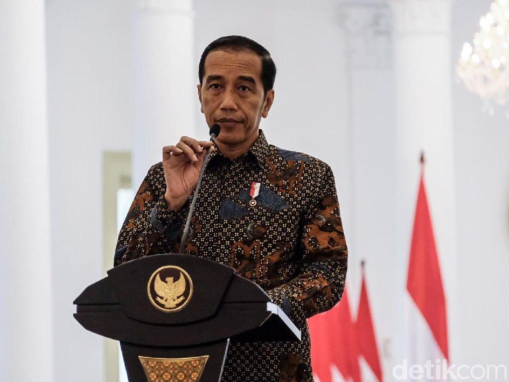 Pesan Berulang Jokowi Ingatkan Kapolri Soal Demonstrasi