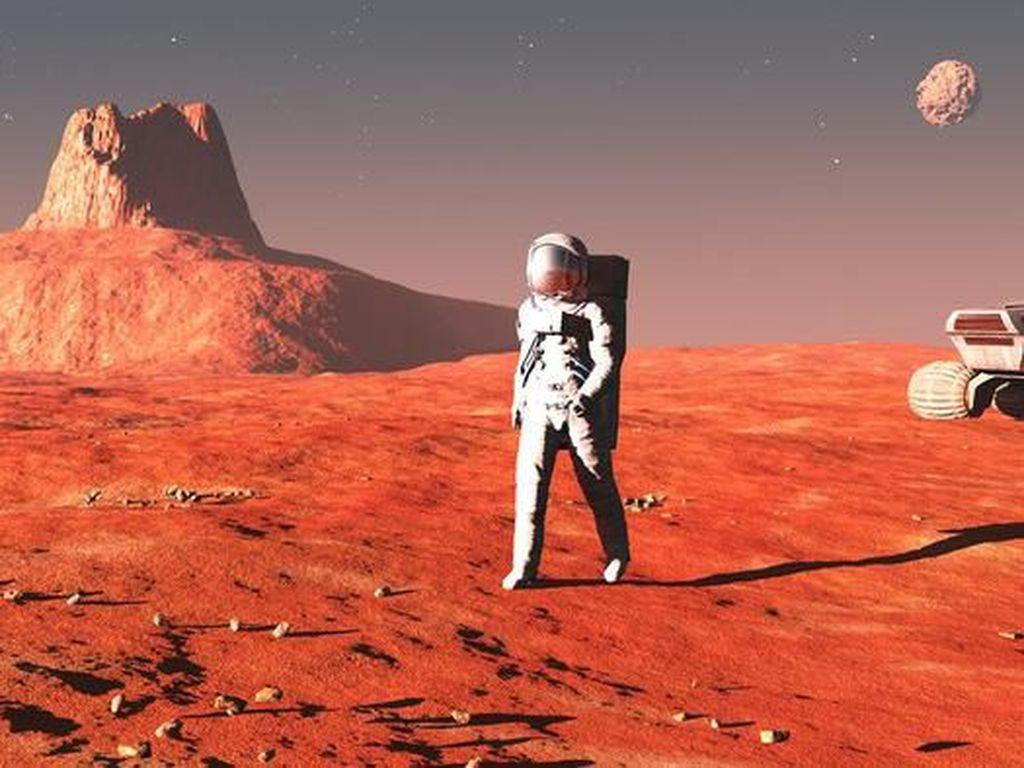 Dengan Kemasan Canggih, Makaroni Keju Segera Bisa Dinikmati di Planet Mars