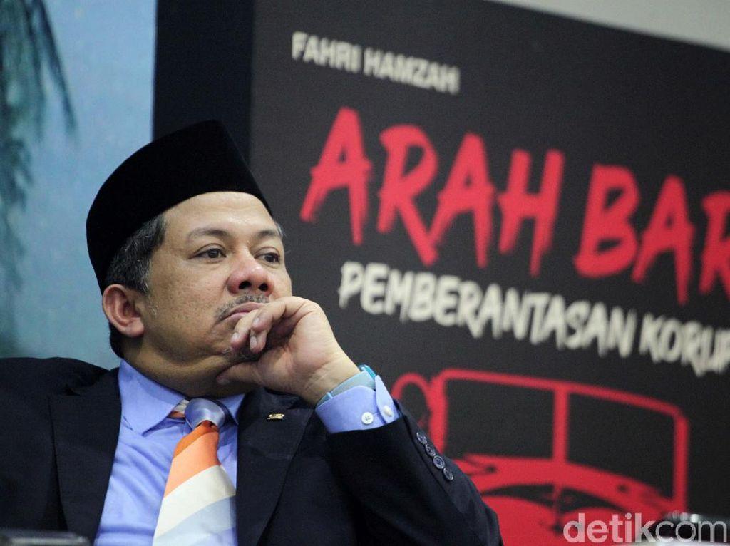 Fahri Hamzah Ogah Gantikan Moeldoko Jadi KSP