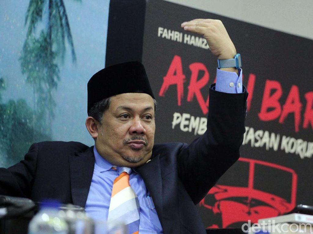 Cegah Terorisme, Fahri Minta Maruf Amin Ceramah Selama Ramadhan