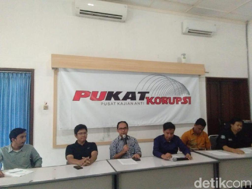 Pukat UGM Desak Presiden Jokowi Terbitkan Perppu UU KPK