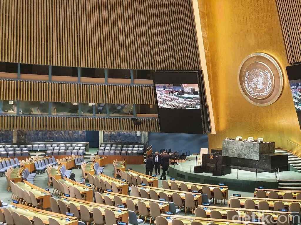 Wapres JK Akan Sampaikan Capaian RI Saat Pidato di Sidang Umum PBB