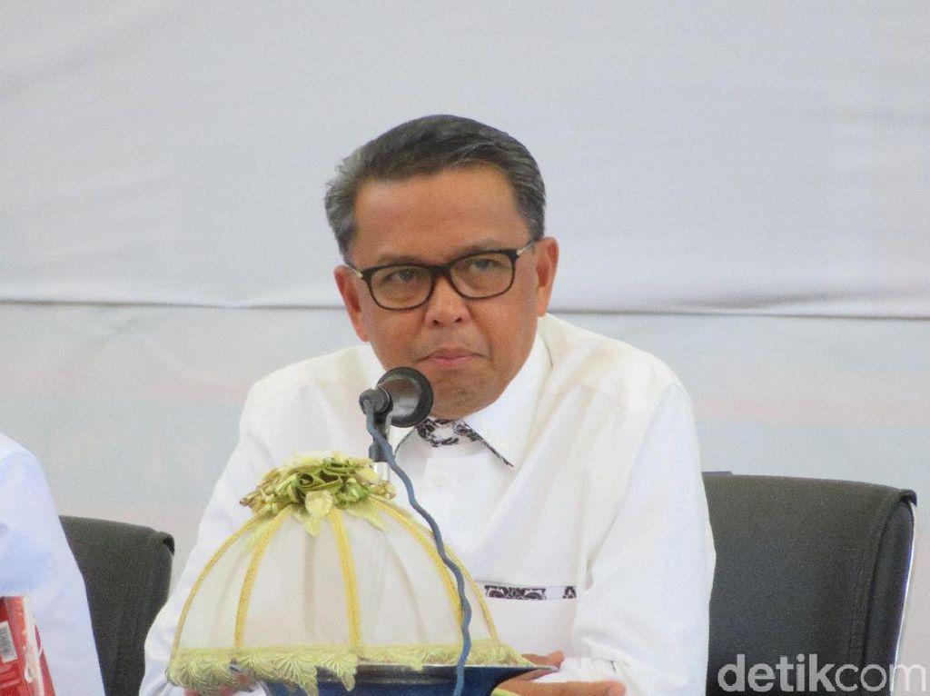 Gubernur Nurdin Yakin Ada Tokoh Asal Sulsel di Kabinet Jokowi