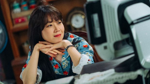 Gong Hyo Jin dalam When the Camellia Blooms