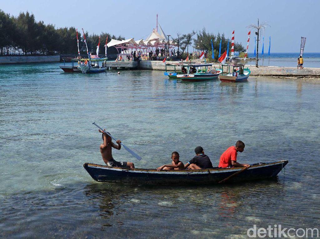 Kepulauan Seribu Tutup untuk Turis, Betulkah?