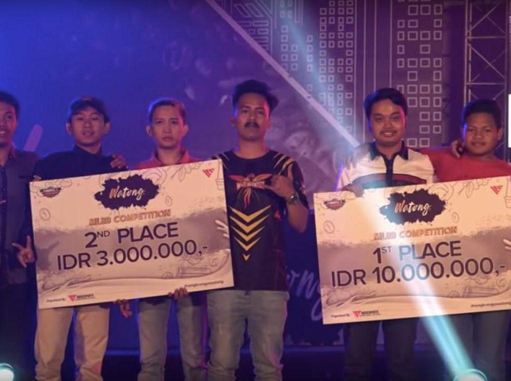 Kompetisi Mobile Legends Ini Berjalan Sengit, Siapa Juaranya?