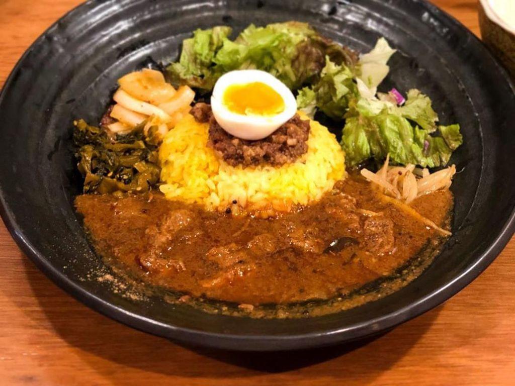 7 Restoran Kari Paling Enak di Tokyo yang Wajib Kamu Coba