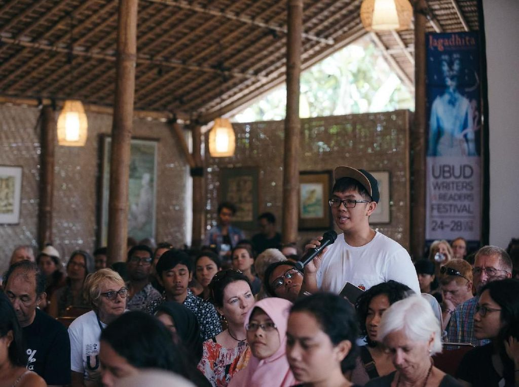 Gundala hingga 170 Acara di Ubud Writers and Readers Festival 2019