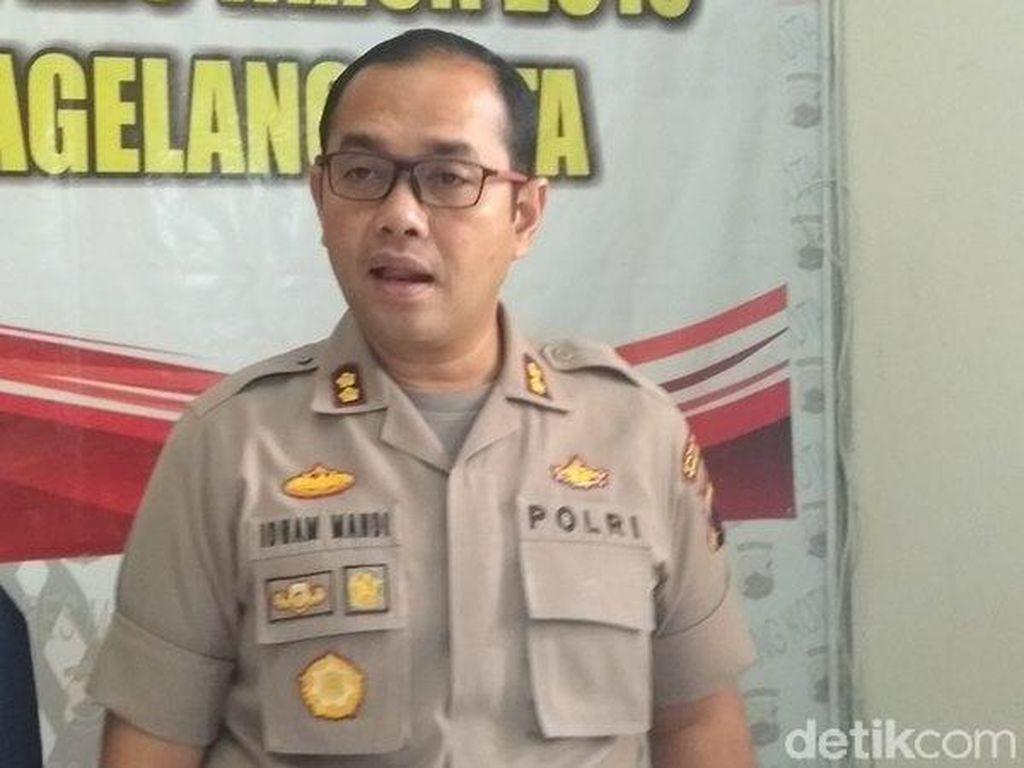 Polisi Masih Amankan 59 Orang Pasca Ricuh Demo di Magelang