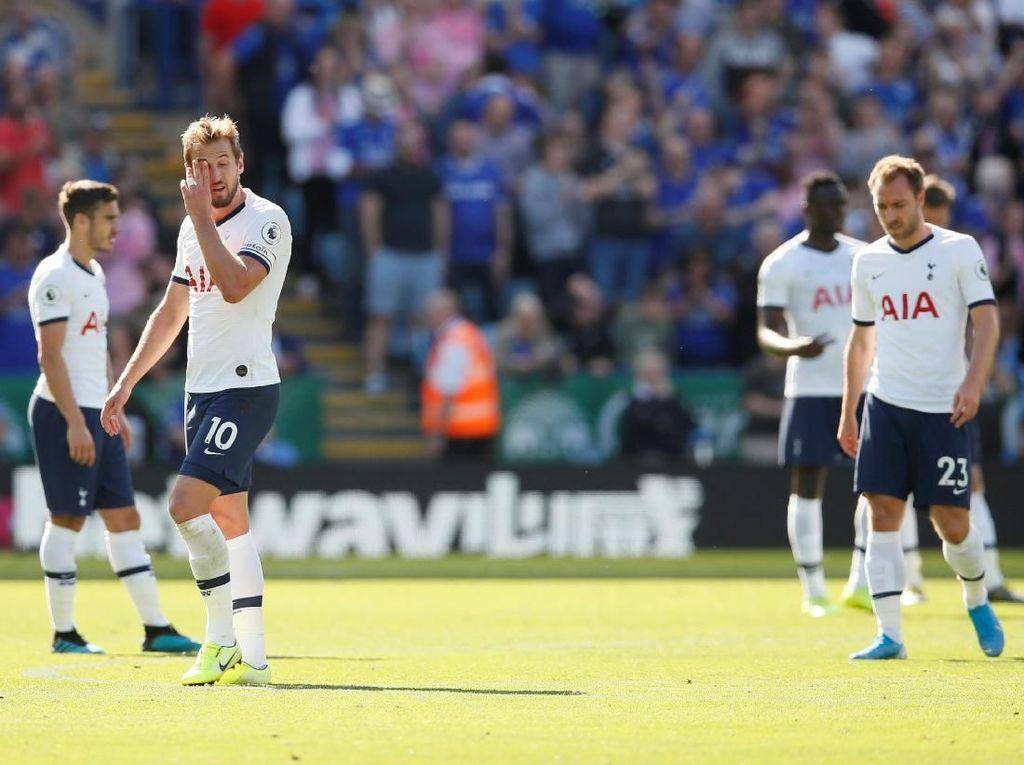 Tottenham Loyo Akibat Ketidakpastian Masa Depan Pemain-pemainnya