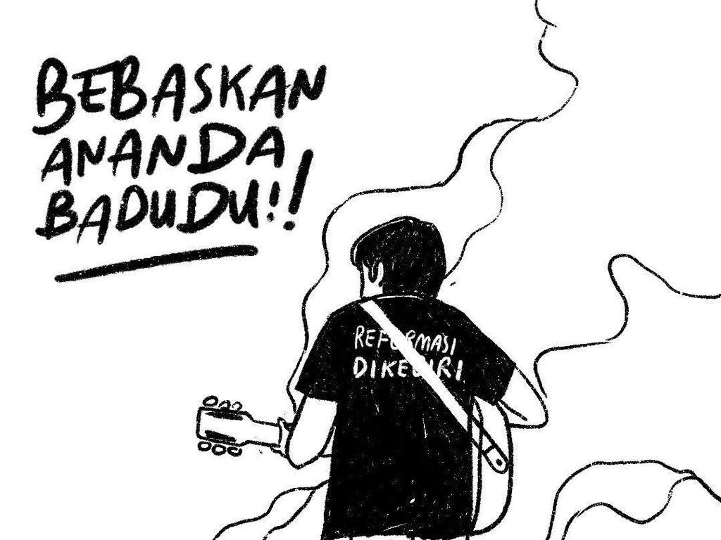 Komikrukii di Antara Tren Komik Strip dan Kritik pada Isu Sosial