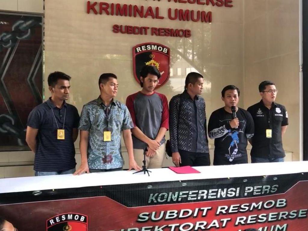 Polisi SP-3 Kasus 2 Mahasiswa yang Ditangkap Terkait Aksi di DPR