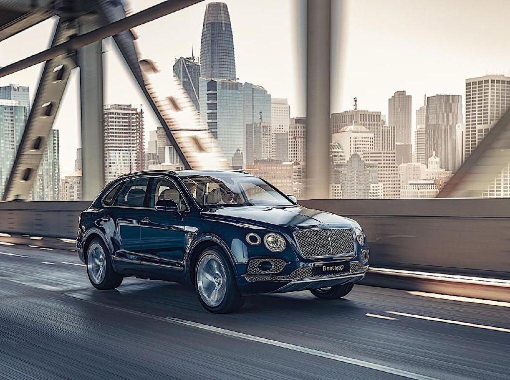 Bentley Bentayga PHEV Mulai Dijual Mulai Rp 2,2 Miliaran