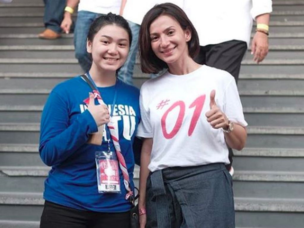 Bangga! Wanda Hamidah Terharu Shalima Jadi Guru Anak Jalanan