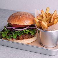 Pencinta Hidup Sehat, Di Sini Ada 5 Burger Nabati Enak