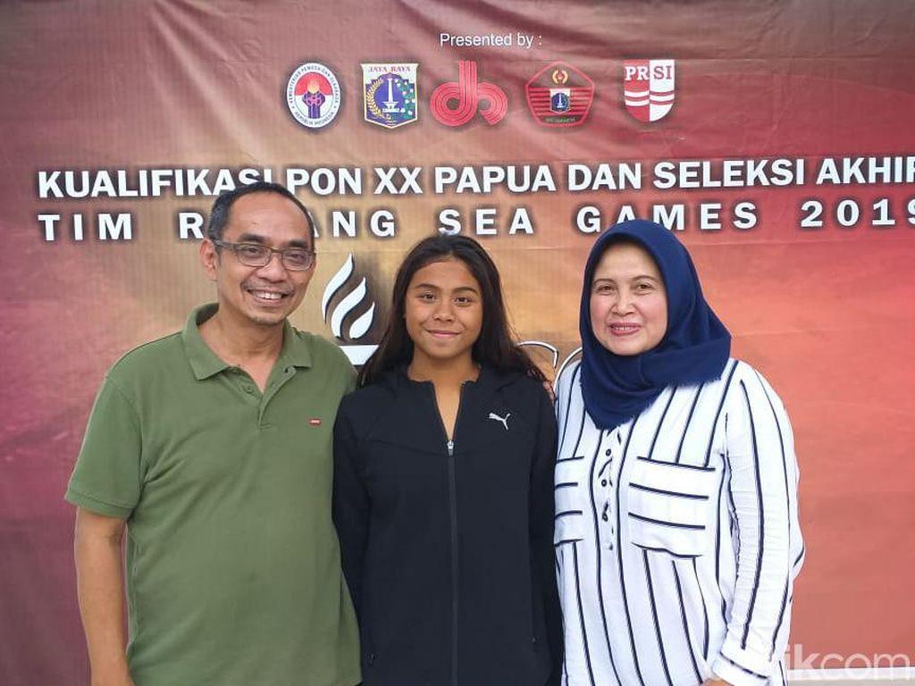 Azzahra Pertajam Rekornas di Jakarta Open 2019
