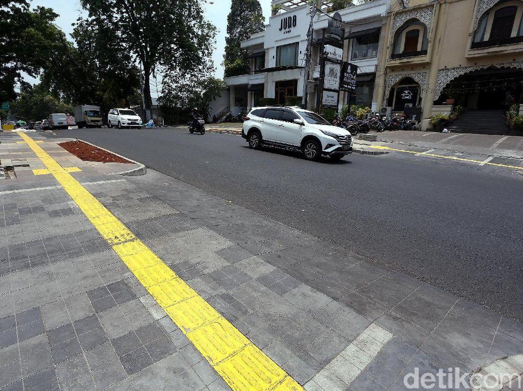 Alasan DKI Anggarkan Rp 1,2 Triliun untuk Trotoar: Demi Pejalan Kaki