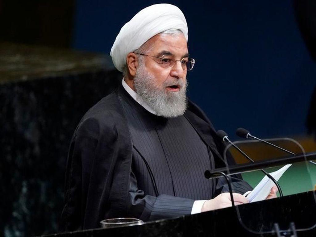 Presiden Iran ke Arab Saudi: Kita Tetangga Satu Sama Lain, Bukan dengan AS