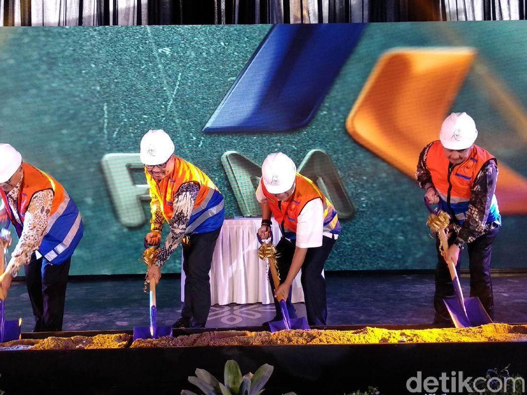 PT KAI Gelontorkan Rp 85 Miliar Bangun Hotel di Bandung