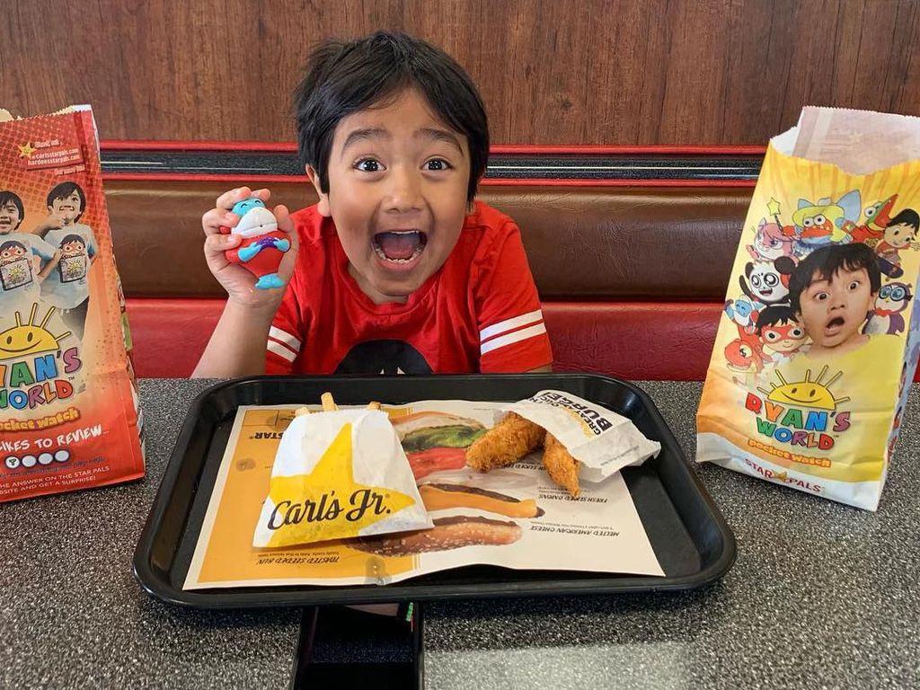 Bocah 7 Tahun Jadi Influencer Cilik Terkaya, Hartanya Rp 310 Miliar