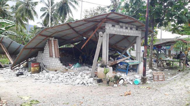 Berita BNPB: 41 Tewas dan 103 Ribu Orang Masih Mengungsi Akibat Gempa Ambon Selasa 12 November 2019